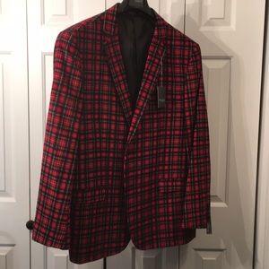 NWT men's sport coat. Size 46/48 modern fit.